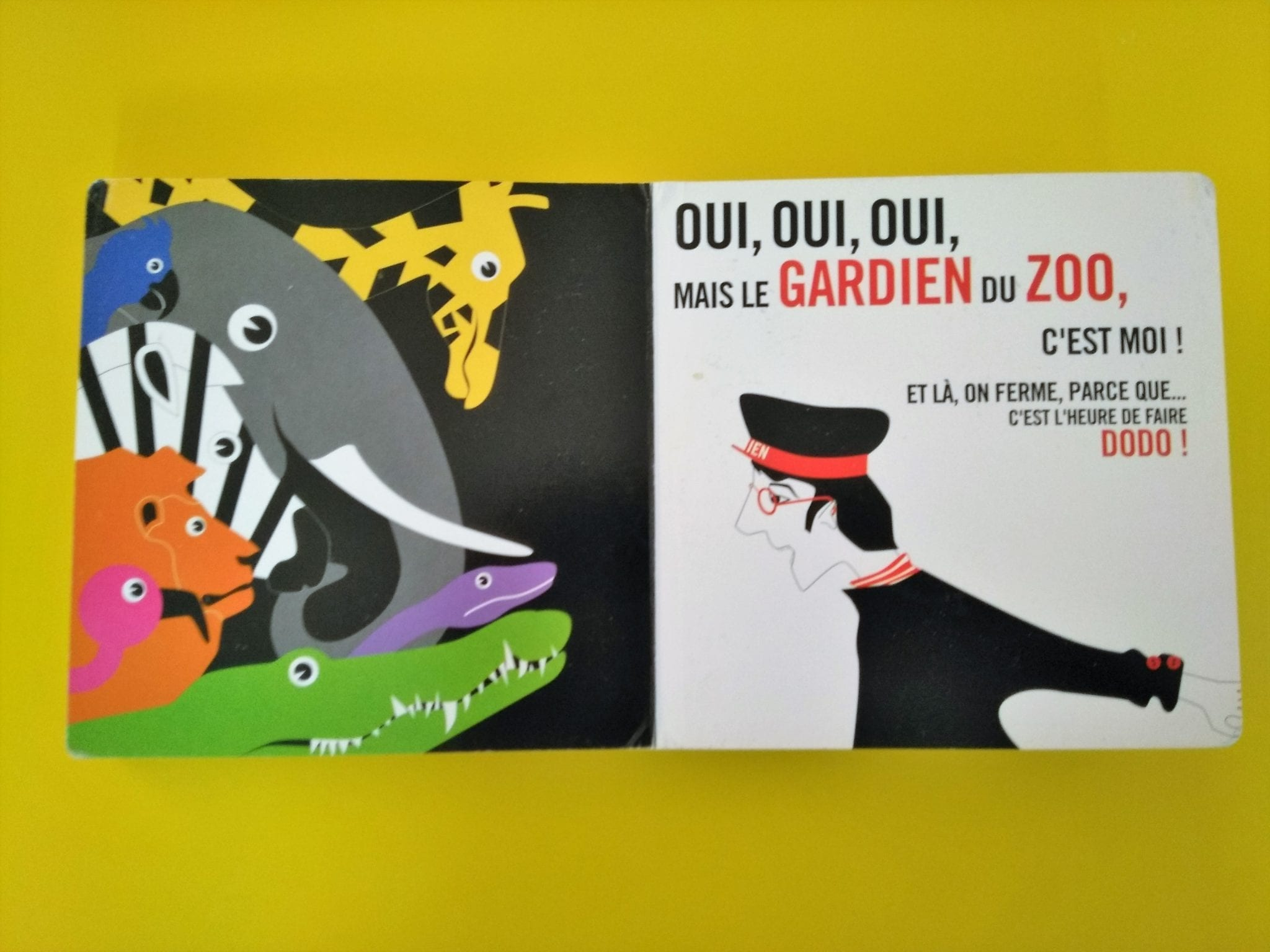 Le zoo ferme ses portes dans Pop-up zoo de martine perrin
